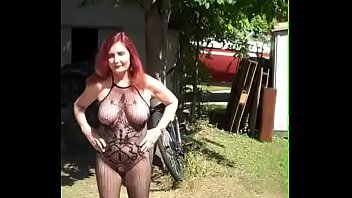 Redhot matures Redhot redhead show 8-8-2017 caught in public 3 times