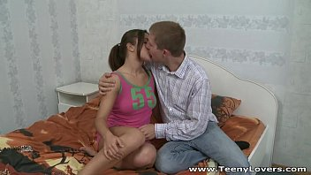 Teeny Lovers - Hot sex Dasha C with great orgasms
