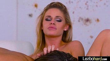 (Jessa Rhodes &amp_ Ryan Ryans) Teen Hot Girls In Lesbo Sex Scene On Camera clip-16