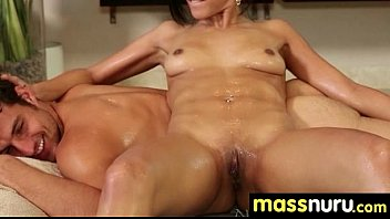 Nuru Massage Ends with a Hot Shower Fuck 28