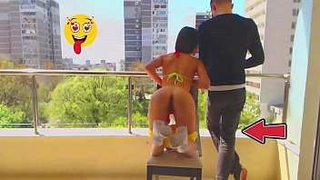 Look What Happened At The Balcony.... - 69VClub.Com