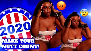 After I Took My Booty To The Polls, This Happens. 2020 Election Day Imani Seduction SQUIRTING Reaction Video