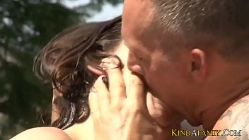 KindaFamily Stepdaughter gets her pussy licked and fucked by her stepfather