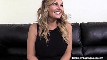 Big Tits MILF Fucked In The Ass on Casting Couch 13 min