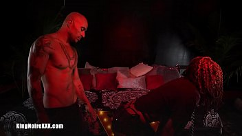 First Time Bbc: King Noire Fucks Squirting Sub Xerlina Devine In Her 1St Scene Submission & Salvation