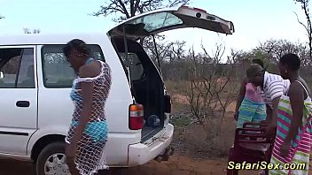 Sex safaris in kenya - Wild african safari sex orgy