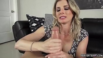 Amateur milf fucks man and hardcore toys threesome Cory Chase in