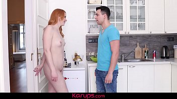 Karups - Mature Redhead Michelle Russo Fucks Her Younger Vacation Host