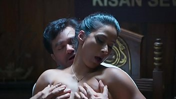 Mastram Webseries Kamalika Chanda acts as the minister's secretary keeping the fire withinhim, lit
