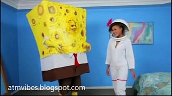 Girl named sponge bob naked Teen giving head to sponge bob