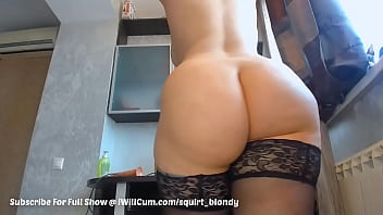 Big Booty BBW PAWG Nerdy Has Multiple Nasty Wet Squirts