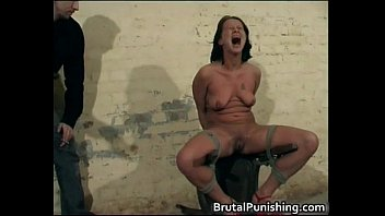Bdsm sex videos Hardcore bdsm and brutal punishement part4 - free porn videos, sex movies - bound, whip, bondage, mi