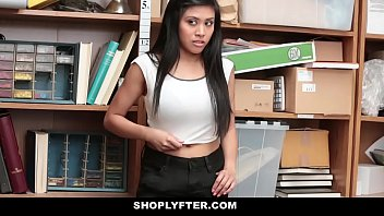 Snow woman nude Shoplyfter - cute asian teen strip searched
