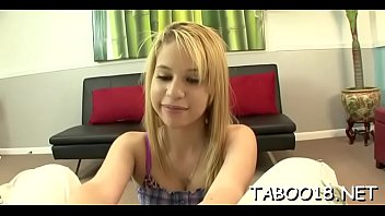 Smokin blonde fuck video Bewitching legal age teenager stroking a meaty cock