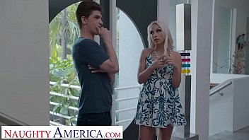 Naughty adult birthday card - Naughty america carmen caliente seduces friends husband