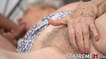 Naked b a - Voluptuous granny lets young guy pound her good and hard