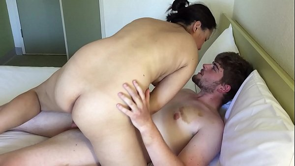 Asian MILF – Young Teen Got Too Excited Fucking Me