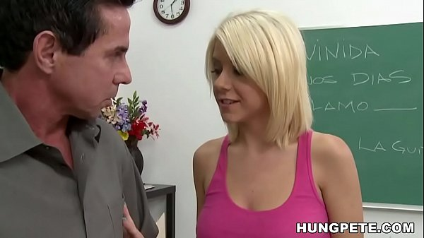 Tessa Taylor takes Peter North's big dick