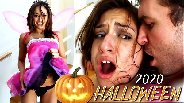 PETITE FAIRY PRINCESS DESTROYED ON HALLOWEEN - JAMES DEEN & SARA LUVV HALLOWEEN 2020