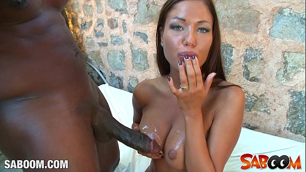 Hot BBC Outdoorfuck with Angelica Heart