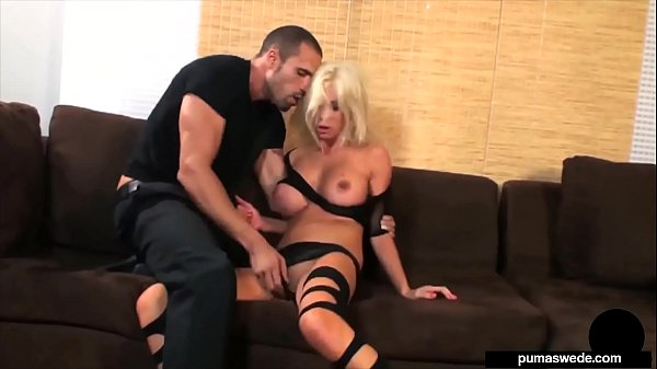 Puma Swede Having Rough Sex