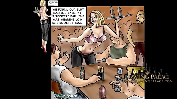 DrawingPalace.com Porn Cartoon Babes Getting Fucked And Punished In BDSM
