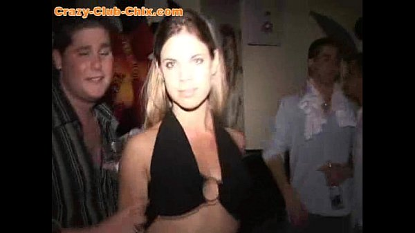 Groped At A Party