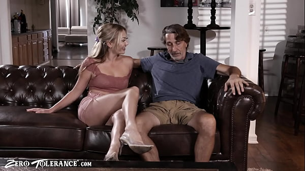 Horny Stepdaughter Needs To Be Fucked Like Only Stepdad Can - ZeroTolerance