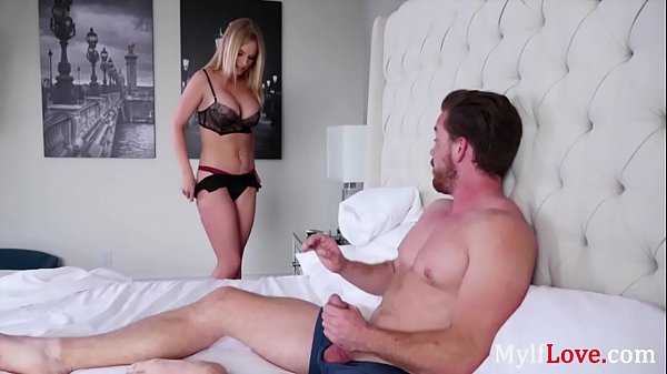 Mom Caught Son Jerking And Helps Him- Rachael Cavalli Thumb