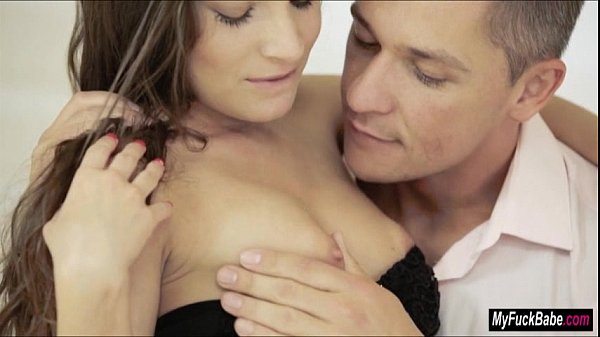 Euro babe Anita Bellini fucked passionately by her lover