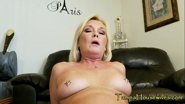 A Son Gets to Creampie His Mom TWICE