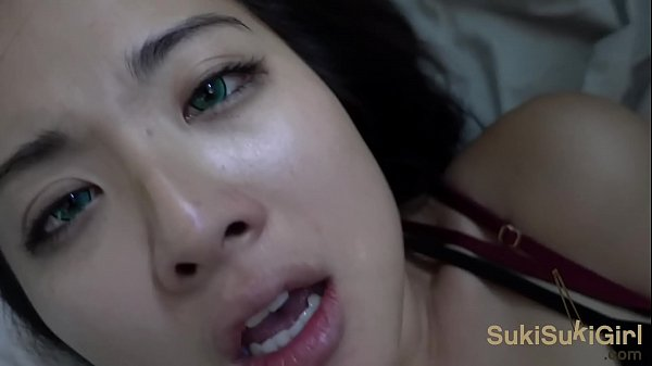Green EYES Asian moans @Andregotbars POV will make you CUM wmaf amateur couple Thumb