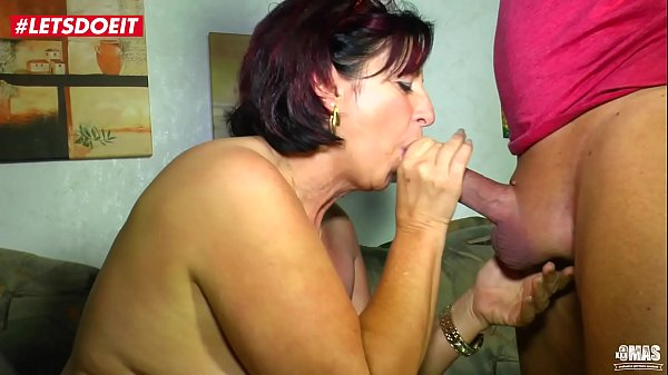 AMATEUR EURO - Dirty Deutsche Erna Fills Her Pussy With Studs Cock