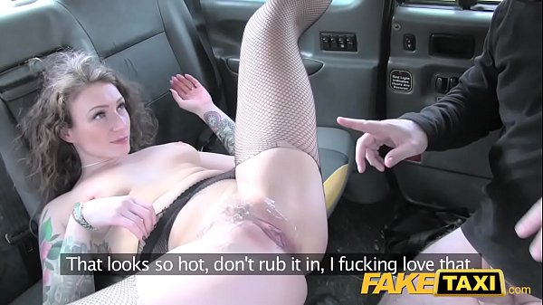 Fake Taxi Backseat thrills for taxi drivers Thumb