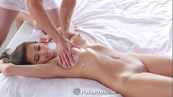 PornPros - Beautiful latina Nina North big oily tits fucked