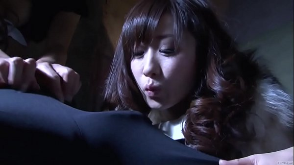Subtitled bizarre Japanese zentai suit drama foreplay in HD Thumb