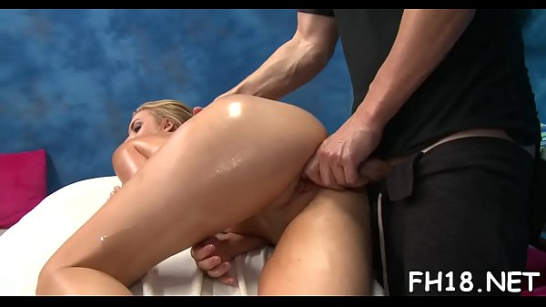 Massages with pleased ending