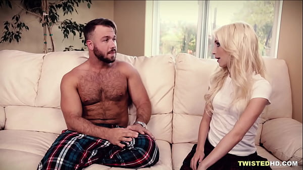 Getting daddy's attention by fucking - Piper Perri Thumb