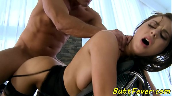 real amateur babe fucking massive pornstar cock
