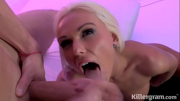 Hot petite blonde Caprice Jane is picked up by hung stud for hardcore sex