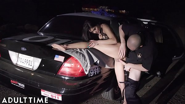 ADULT TIME Latina Teen Katya Blows Corrupt Cop to Avoid Lockup