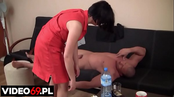 Polish porn - Visit of the curator