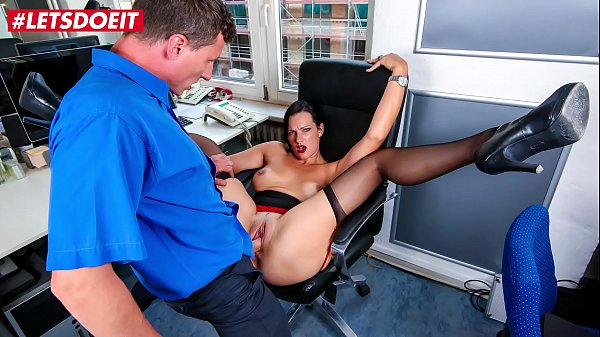 LETSDOEIT - MILF Secretary Sina Velvet Bangs At The Office With One Of Her Colleagues