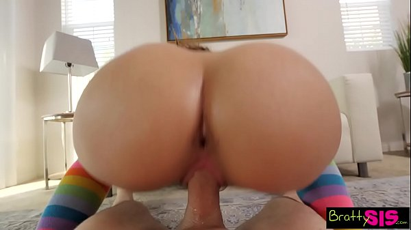 Bratty Sis- Bouncing Her Nice Ass On My Cock S8...