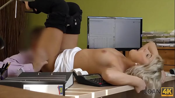 LOAN4K. Lassie wants to do repairs but she should fuck for a loan