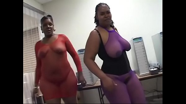 White stud gets his dick sucked by two thick black BBW bitches Shadow Cat and Naught by Nature