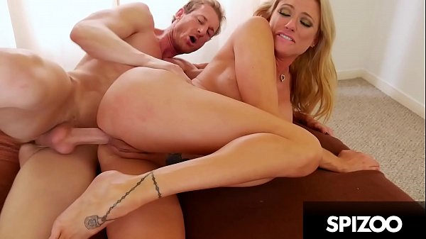 Hot steamy Anal Sex with Briana Banks and Ryan McLane - Spizoo