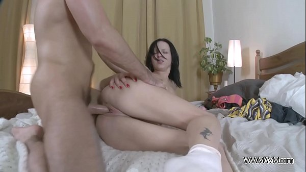 Hardcore Anal Drilling and Anal Creampie As a Lesson