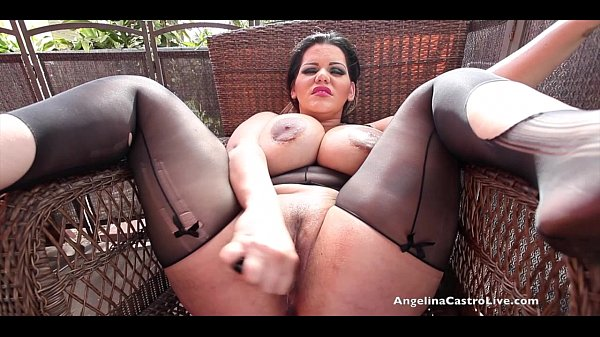 Angelina Castro Loves Anal!