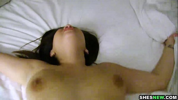 ShesNew - Fucking naturally busty Irish Filipina Audriana Grace for my birthday Thumb